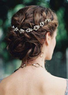 Les coiffures de mariée à tresses 2017 les plus stylées Image: 16