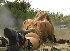 Hot milf making that ass bounce