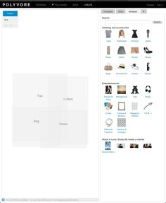 Browse though thousands of outfit collages on Polyvore.com or create your own. Tons clothing and accessories to choose from with links to purchase them all! http://www.polyvore.com/cgi/app