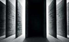 Carlo Scarpa. Canova Plaster Cast Gallery – Museum of Art in Possagno (Italy).