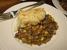 Guinness shepards pie. I would use ground turkey.