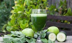 Sette ricette di centrifugati di verdure e frutta per aiutare l'organismo a rilassarsi, depurarsi, migliorare la circolazione sanguigna e…