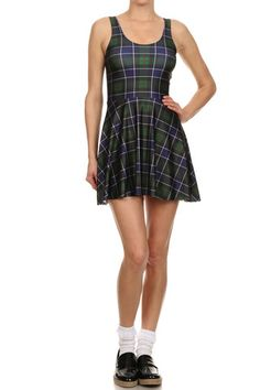 Great Scott Skater Dress