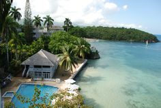 #viewfromthetop at Couples Sans Souci Resort   Jamaica