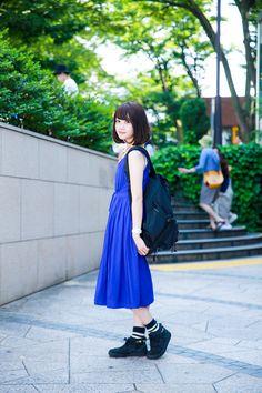 ストリートスナップ原宿 - 原 夢咲さん | Fashionsnap.com