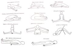 Yoga sequence for menstruation