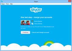 A través del Blog de Skype, se hizo oficial el anuncio de la fusión de Windows Live Messenger con Skype.