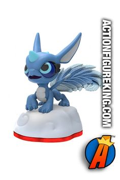 This Skylanders Trap Team minis Breeze gamepiece from Activision is a sidekick to Whirlwind. Frozen Party Games, Slumber Party Games, Carnival Birthday Parties, Birthday Party Games, Slumber Parties, Monster High Birthday, Monster High Party, Ninja Turtle Birthday, Ninja Turtle Party