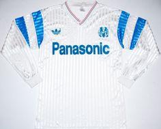 Home | Olympique Marseille | 1990/1991