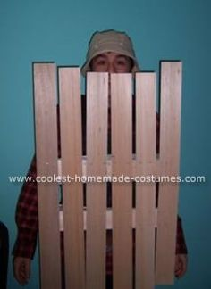 Halloween 2009 Coolest Homemade Costume Contest Runner-Up.  Wilson from Home Improvement costume submitted by Adam from Ontario, Canada...