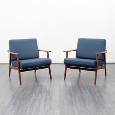 1960s easy chair - Karlsruhe