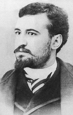 El escritor Vicente Blasco Ibáñez en 1890 | VallesPasiegos.es Las Tres Villas Pasiegas