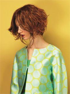 Capelli corti: tagli e tendenze per la primavera 2015 - VanityFair.it