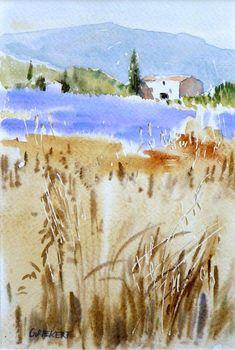 Mas aux Lavandes, Provence