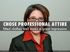 Interview Tips For Teachers. Learn more here: www.portfoliogen.com Interview Tips For Teachers, Professional Attire, Learning, Fitness, Studying, Professional Outfits, Teaching, Work Outfits, Professional Clothing