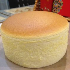 Japanese Cotton Cheesecake, 3 cakes, different temperatures/timing, different results , The recipe in case you want to try it:- Ingredients: cream cheese block) 3 egg yolks castor sugar butter full cream milk 1 Tsp lem.