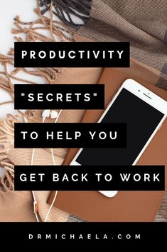This post is JAM-PACKED with super-valuable tips, tools, and techniques to help boost your productivity and get back to work! Marketing Calendar, Content Marketing Strategy, Time Management Tips, Marketing Quotes, Social Media Content, Copywriting, Getting Things Done, Productivity, Action