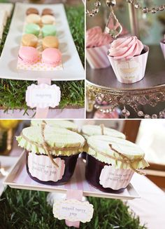 Adorable baby shower ideas!!!! Love the favors:-)