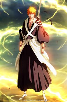 *Ichigo Returns* - Bleach Anime Photo (37189455) - Fanpop
