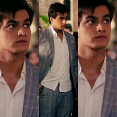 Mohsin khan ❤ looks🔥🔥🔥 Diamond Mangalsutra, Kaira Yrkkh, Mohsin Khan, Tvs, Infinity, Pride, Drama, College, Celebs