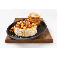 Fiche recette | Brie au sirop d'érable, aux pommes et aux noix | SAQ.com