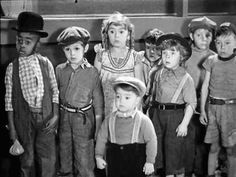 Loved to watch The Little Rascals.