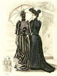 1892 Fashion Plate