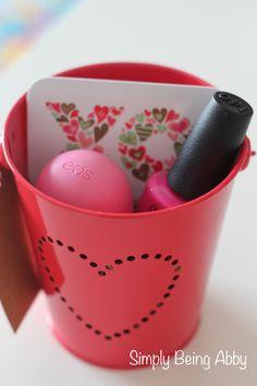 Valentine's Day gift idea.