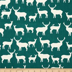 Designed by Jay-Cyn for Birch Organic Fabrics, this GOTS certified organic cotton print fabric is perfect for quilting, apparel and home décor accents. Colors include teal and ivory.