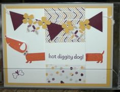 Stampin' Up!,Hot Diggity Dog Sunday Swap Day on my blog today:http://www.carolpaynestamps.com/2014/08/stampinup-sunday-swap-day-a-little-bit-of-this-that.html