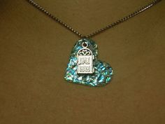 Melted CD Pendent Tutorial - JEWELRY AND TRINKETS