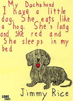 Doxie poem