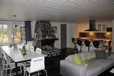 FINN – Fantastisk stor og kjekk hytte med mange muligheter - 4 stuer - 3 bad - 11 soverom - stor terrasse uten innsyn