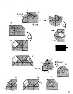 Crafts origami-paper-more-boxes-tomoko-fuse-japanese-great
