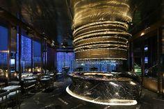 Australia's Hat-Trick at Restaurant and Bar Design Awards – Architecture . Design Bar Restaurant, Restaurant Lounge, Classic Restaurant, Moon Hotel, Japanese Bar, Bar Design Awards, Lounge Design, Bar Interior, Architect Design