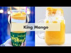 Resep Jus Mangga ala King Mango Thai - YouTube