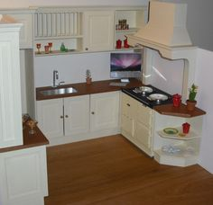 1:6 (playscale) kitchen | Flickr - Photo Sharing!