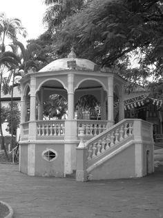 Coreto do Jardim - Mariana/MG
