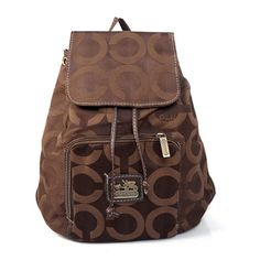 Believe Classic In Signature Medium Coffee Backpacks EJB, And It Must Give You The Best Quality And Service! ##BestSeller !!!!!
