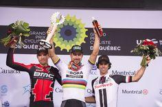Peter Sagan po triumfe na pretekoch UCI Grand...