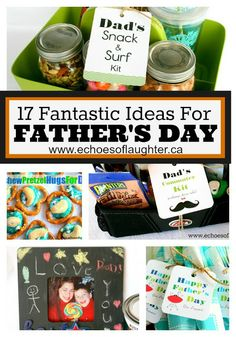 Echoes of Laughter: 17 Fantastic Father's Day Gift Ideas