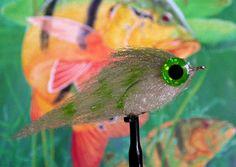 Puglisi Baitfish Fly Tying Video