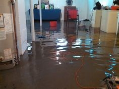 My Basement Flooded And Now It Smells