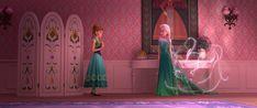 Pozri Anna Elsa nové šaty zo zmrazených Fever!  | Novinky | Disney Style