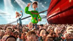 Arthur Christmas - James McAvoy voiced title character, Arthur Christmas. (2011)  © 2011 CTMG, Inc. All Rights Reserved