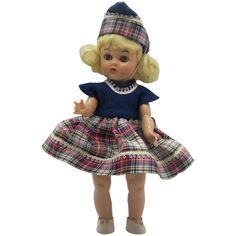 Vintage Cowboy Cowgirl Doll Gun Holster Belt Vogue Ginny Muffie Ginger Virga Pam