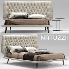 Кровать natuzzi Dolcevita
