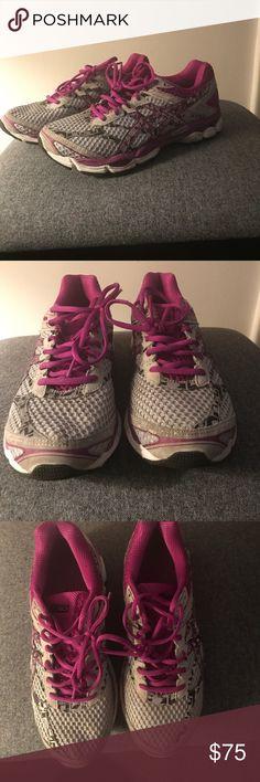 Selling this Asics sneakers size 9 on Poshmark! My username is: samlew23. #shopmycloset #poshmark #fashion #shopping #style #forsale #Asics #Shoes