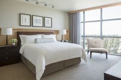 Presidential Suite Bedroom | Four Seasons Hotel Silicon Valley