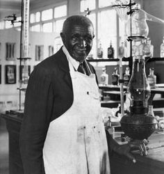 George Washington Carver was an African American scientist and educator. Carver is famous for many inventions including a number of uses for the peanut. George Washington Carver, African American Inventors, African American History, Native American, Phi Beta Sigma, Black History Month, History Facts, Black People, In This World